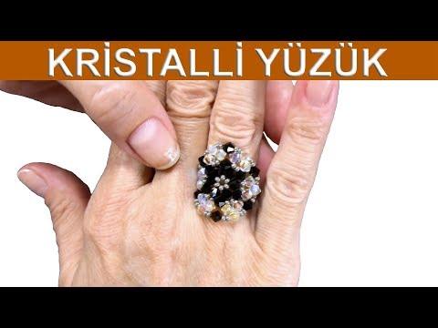 Cara Membuat Cincin Kristal