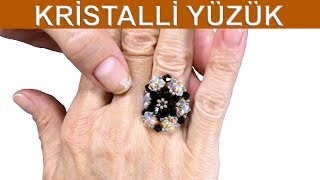 How to make crystal ring