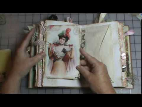 Homemade Junk Journal 📓 For Sale from YouTube · Duration:  12 minutes 48 seconds