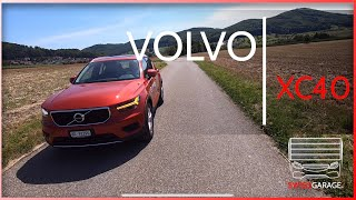 Volvo XC40 Suv 2019 Review Swiss Garage
