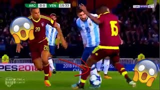 WATCH:  Proof That Argentina Would Be Absolutely Shite Without Lionel Messi