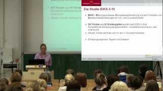 Prof. Dr. Yvonne Anders: Kompetenzentwicklung im Lebenslauf (Vorlesung im Schloss)