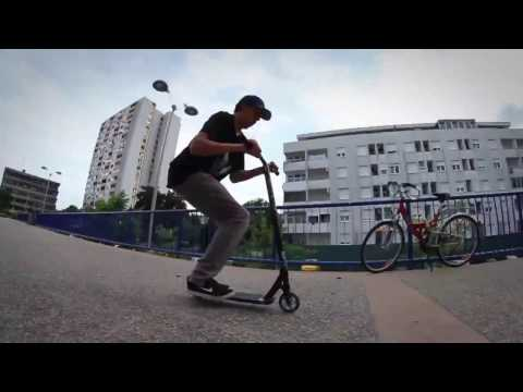 SCOOT CRSS24 - Behind the lens BLUNT TRIP in ZAGREB,CROATIA