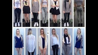 NZ Winter Lookbook | Collab With Pinklovestrength Thumbnail