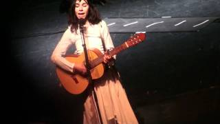 PJ Harvey - England (live) HD