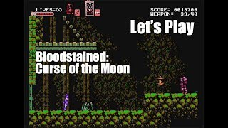 Castlevania successor?? Bloodstained Curse of the Moon Pt.1