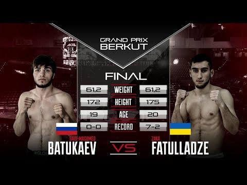Саид-Магомед vs. Зака Фатуллазаде   Said-Magomed Batukaev vs. Zaka Fatullazade   BFC