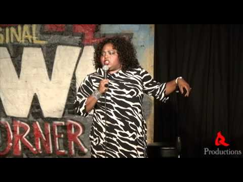 CoCoa Brown at Uptown Comedy Corner