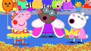 Peppa Pig Official Channel 🎃Dress up as a Queen at the Carnival! | Halloween Special 🎃