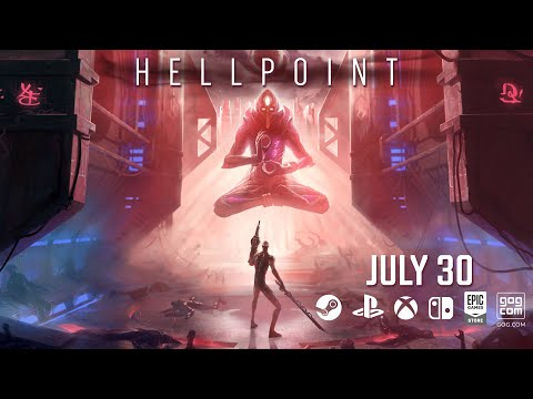 Hellpoint - Co-op Trailer | Out July 30 | Pre-order now! PC PS4 X1 Switch