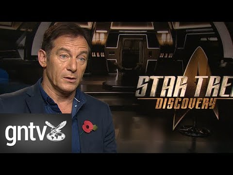 Why Jason Isaacs first said no to 'Star Trek: Discovery'