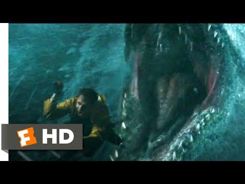 Jurassic World: Fallen Kingdom (2018) - Mosasaurus Attack Scene (1/10)   Jurassic Park Fansite