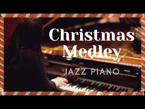 Christmas Songs Medley, Solo Piano by Judy Shin