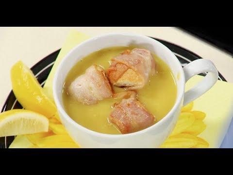 Суп из консервированного тунца рецепт с фото