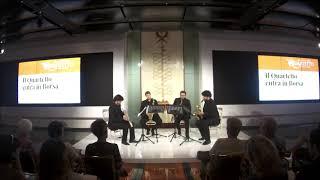 Vagues Saxophone Quartet _ Ligeti, Sei Bagatelle, I. Allegro con Spirito