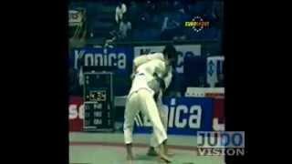 JUDO 1989 World Championships: Bashir Varaev (RUS) - Tatsuto Mochida (JPN)