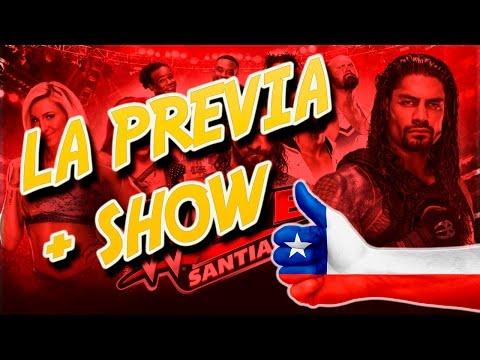 ASÍ FUE WWE LIVE SANTIAGO - CHILE (5 OCTUBRE)