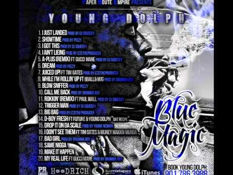 Young Dolph- While I'm Rollin Up (Feat. 8 Ball & MJG)