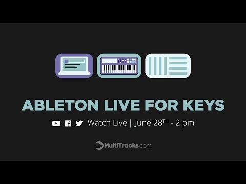 Ableton Live for Keys