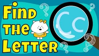 Letter C | Fİnd the Letter C | The Singing Walrus