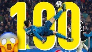 ⚽ TOP 100 GOAL più BELLI di TUTTO il 2018!