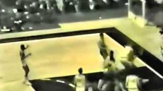 The Speed of Wilt Chamberlain