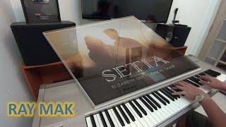 Elizabeth Tan ft. Faizal Tahir - Setia Piano by Ray Mak