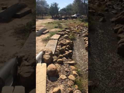 Quinta Mazatlan's Solar Powered Water Pump