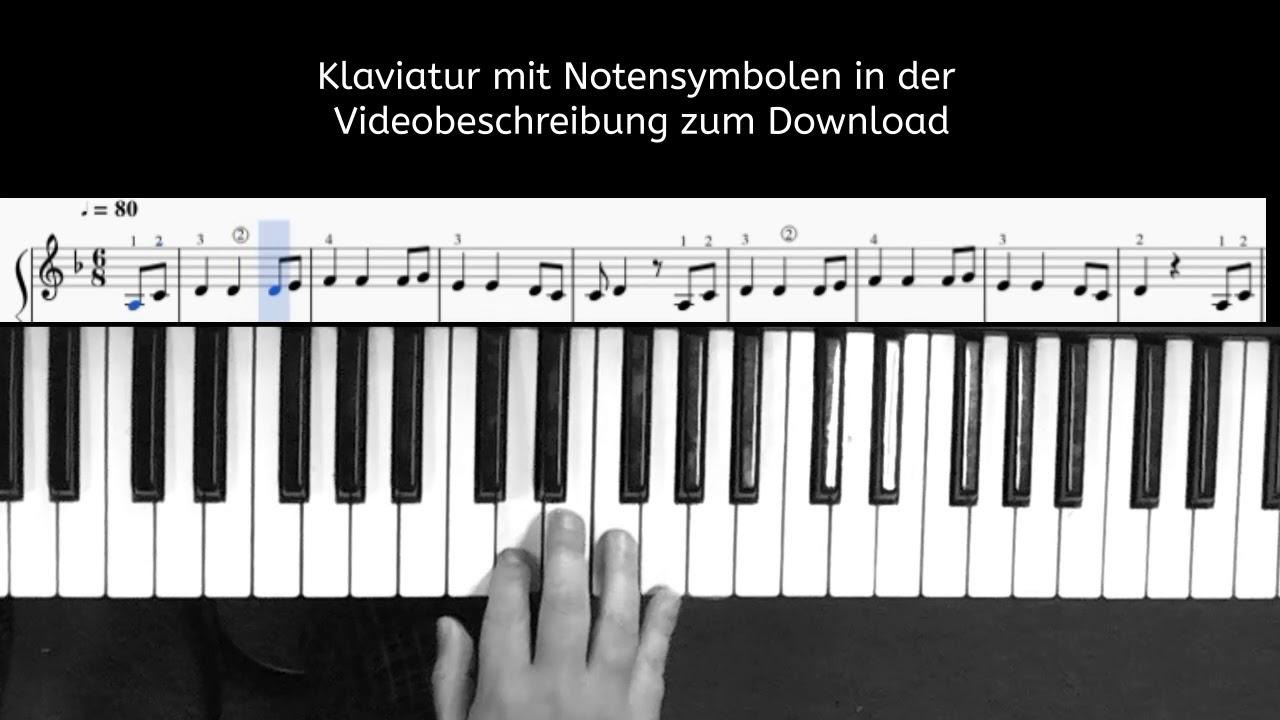 Kostenlos karibik klavier fluch noten der KLAVIERNOTEN FLUCH