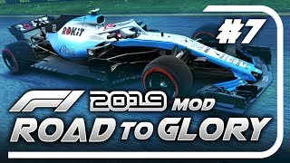 F1 Road to Glory 2019 - Part 7: CHAOS! 11 DNFS....YES, 11 DNFs!