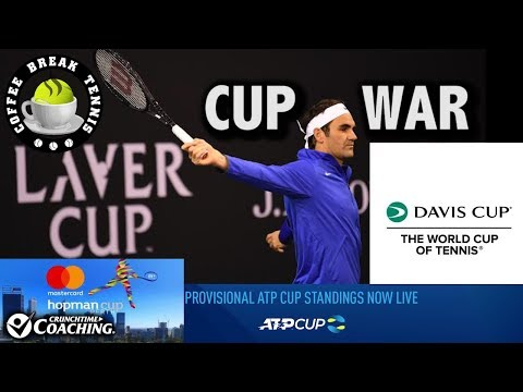 Whose Cup is It Anyways ? | Coffee-Cup-Break Tennis