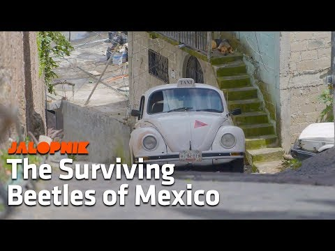 The Amazing Volkswagens of Mexico   A Look Inside