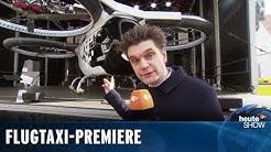 Das Flugtaxi, das nicht fliegen kann (Lutz van der Horst) | heute-show vom 22.03.2019