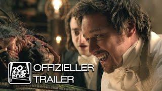 Victor Frankenstein - Genie und Wahnsinn | Trailer 1 Neu | Deutsch HD Daniel Radcliffe, James McAvoy