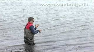 Henry Gilbey - Fishing Sink and Draw Plastics for bass.