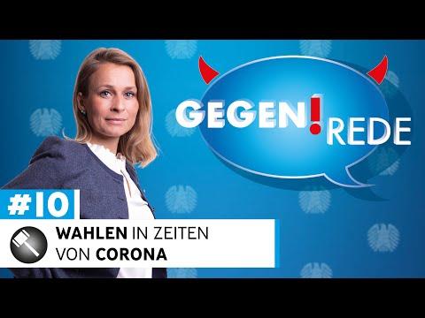 Wahlen in Zeiten von Corona? - Gegenrede mit Corinna Miazga und Gästen aus dem Deutschen Bundestag