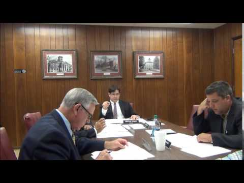 Jackson County Commission Regular Session 5-12-15