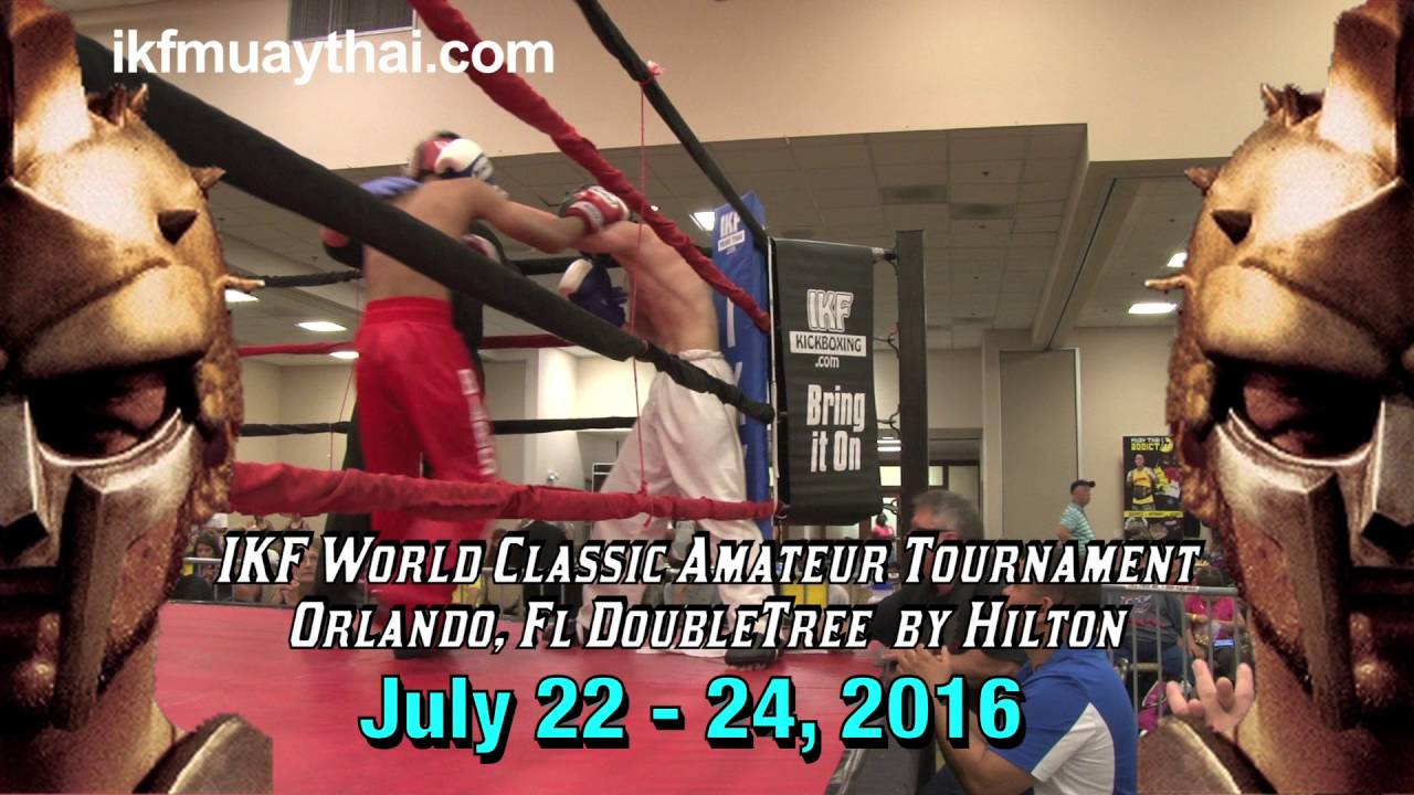 Amateur muay thai fights orlando florida