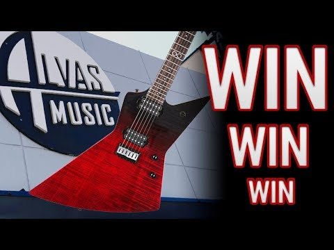Chapman Guitars and Alvas Music Giveaway! *USA ONLY*