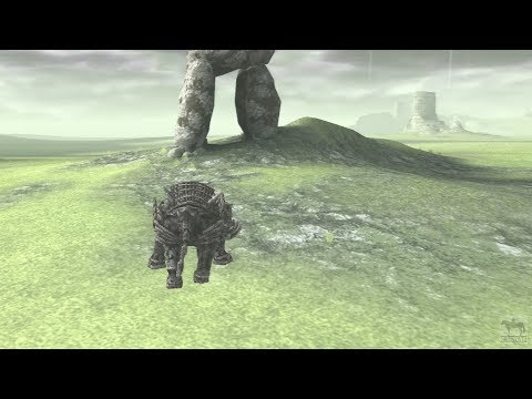 Shadow of the Colossus - Cenobia at Stonehenge