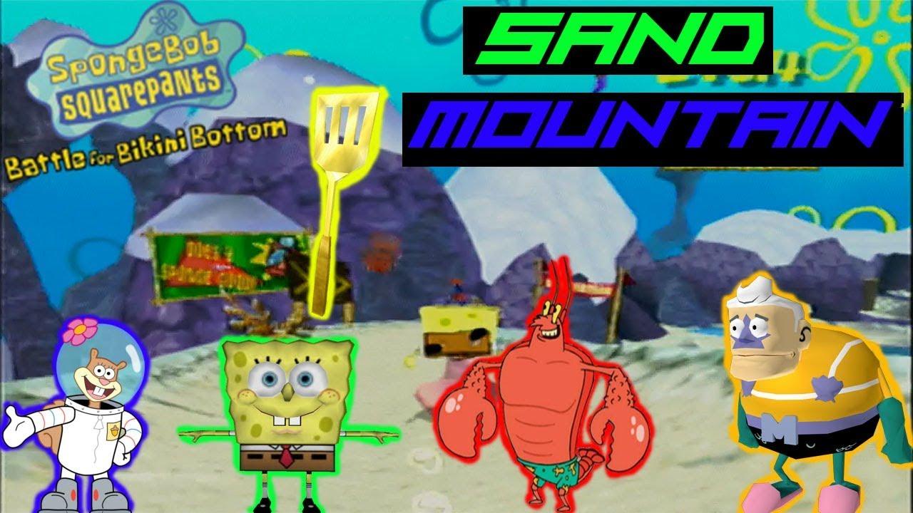 Sponge bob battle for bikini bottom strategy guide images 455