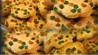 #Diwali #Rakhi #Sweet Recipe #Biscuit Recipe #Eggless Tutti Frutti Biscuits #Cookies