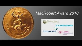MacRobert Awards 2011 promo - Royal Academy of Engineering
