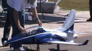 RC Viper Jet Turbine Powered Rabbit 100 Jet Central - TATO