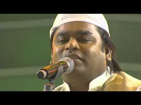 Khwaja Mere Khwaja-A. R. Rahman live at sydney
