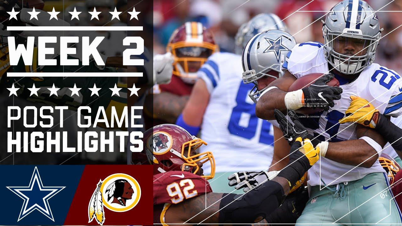 1b06459226b Cowboys vs. Redskins