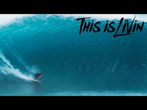 GIANT PIPELINE! || BIGGEST SWELL OF THE YEAR! || BEST WAVES EVER!