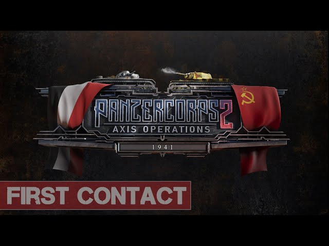 [FR] Panzer Corps 2: Axis Operations 1941 - First Contact - Olympus Has Fallen