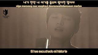 Jinwoon (2AM) ft. Star Love Fish - Words I Couldn't Say (말하지 못한 말) [ Sub Español /Rom/Han] - Stafaband