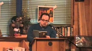 Matt Briggs - Third Saturday Readers Series - Tsunami Books - 4/20/2013